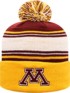 Top of the World NCAA Men's Knit Hat Ambient Warm Team Icon