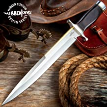 Gil Hibben Old West Toothpick With Sheath