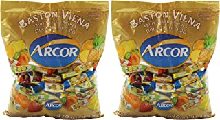 arcor chewy fruities candy