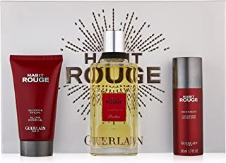 guerlain habit rouge gift set