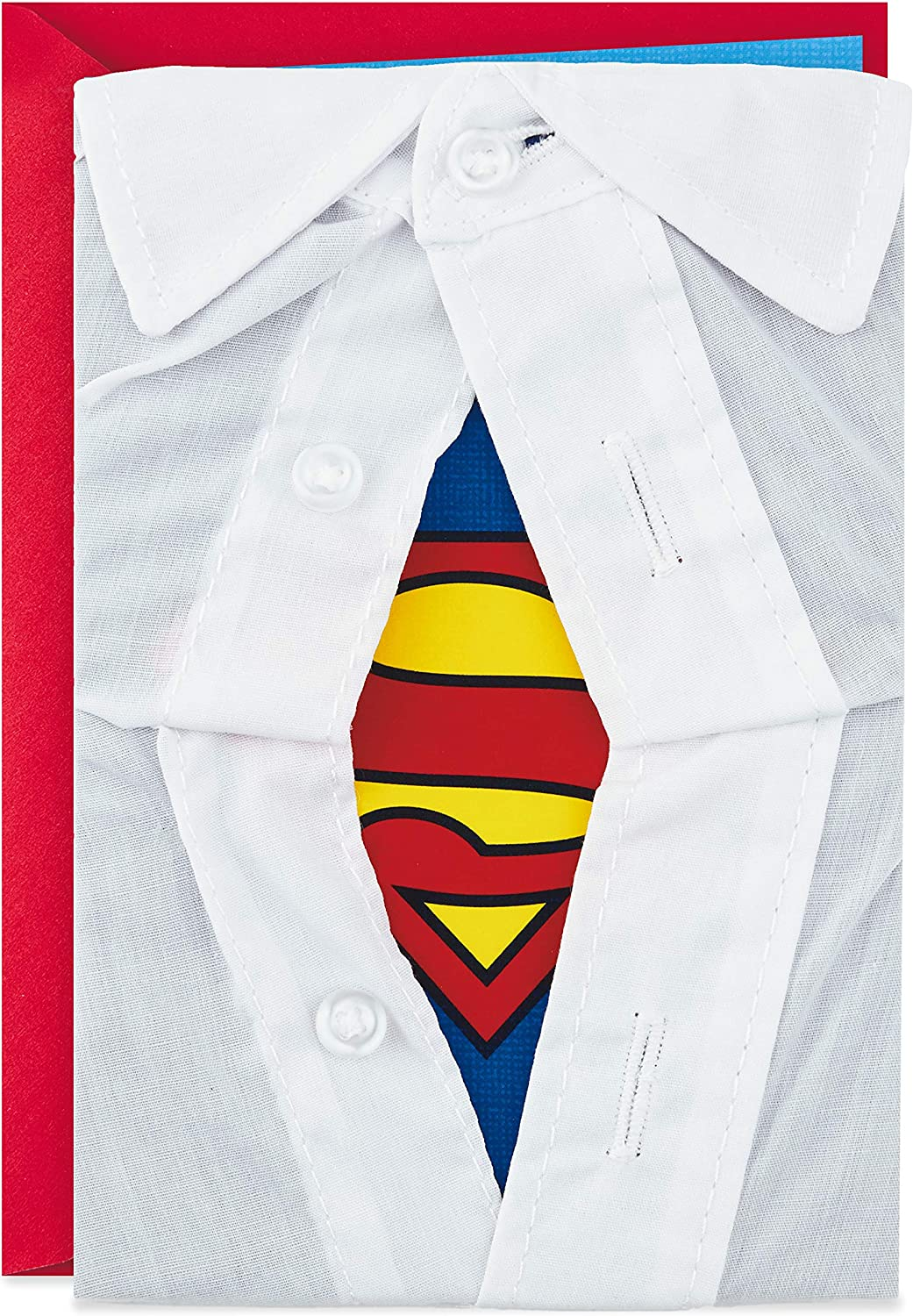 Great interest Hallmark Signature Father's Day Dad for Superman Card Omaha Mall