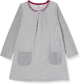 Sanetta Fiftyseven Kleid Blue Vestito da Gioco Bambina
