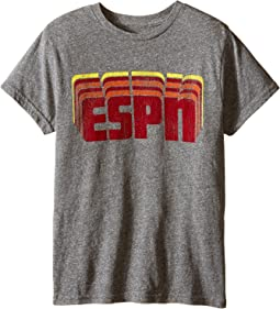 The Original Retro Brand Kids - Triblend Espn Short Sleeve Tee (Little Kids/Big Kids)