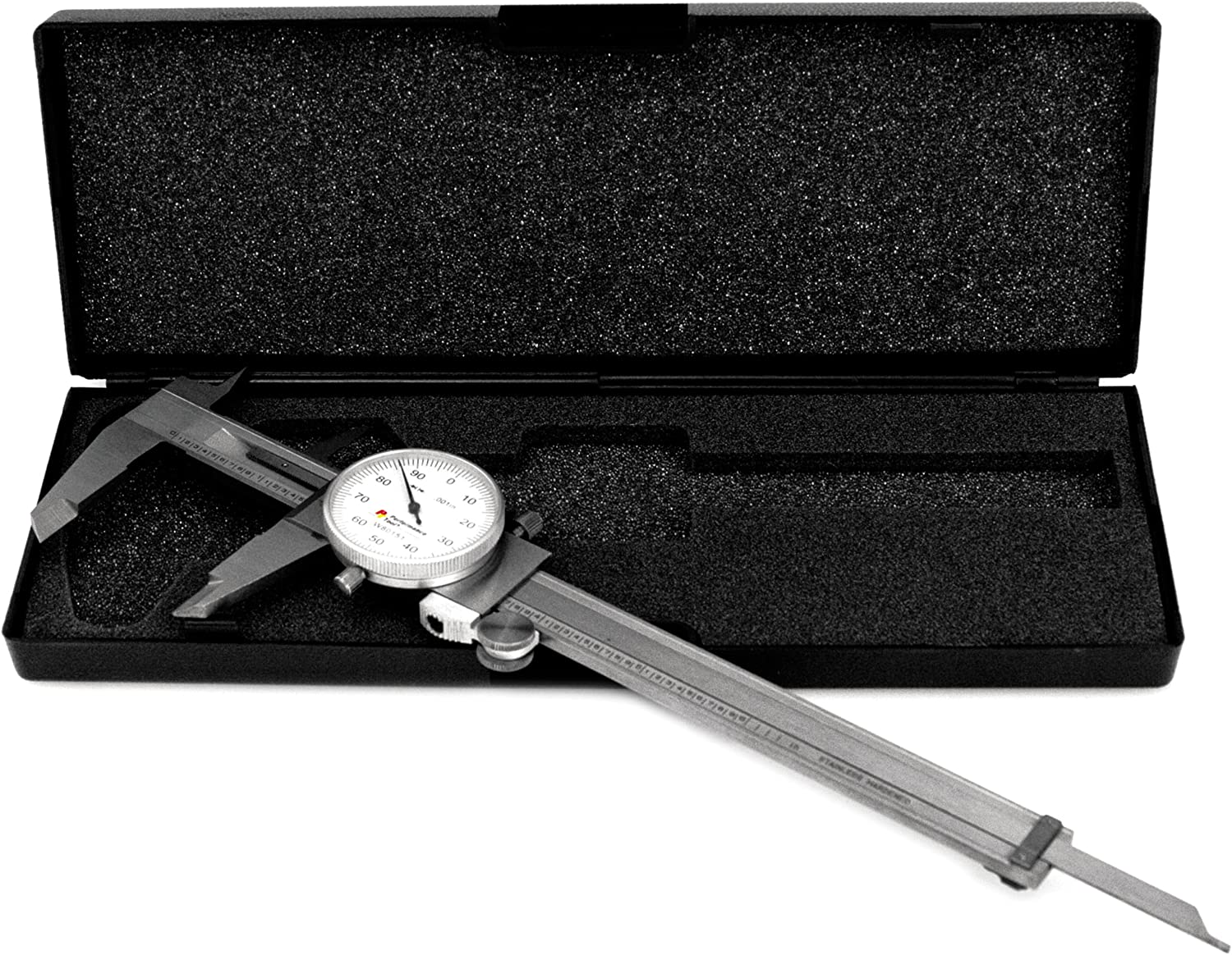 Washington Mall Performance Tool W80151 Stainless Steel Caliper 0-6-Inch Dial Surprise price
