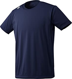 Descente Men's Dry Grid Short Sleeve Athletic Shirt