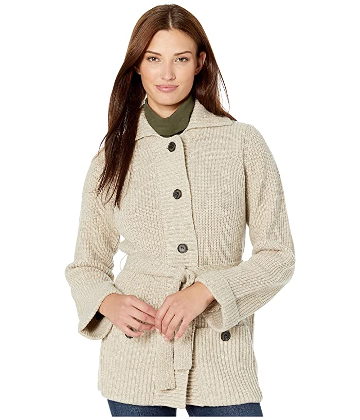 Coos Curry Cardigan (Cornsilk) Women's Sweater