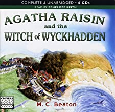 Agatha Raisin and the Witch of Wyckhadden: by M.C. Beaton (Unabridged Audiobook 6CDs)