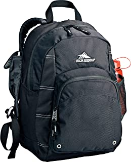 High Sierra® Impact Daypack Backpack - Black