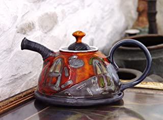 Ceramics and Pottery Tea Pot, Ceramic Art, Danko Pottery
