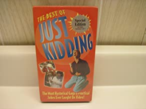 The Best of Just Kidding: Rude Pranks & Dirty Gags (Vols 3 & 4)