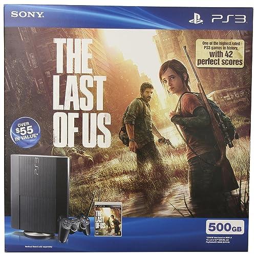 Sony PS3 500GB: Amazon com
