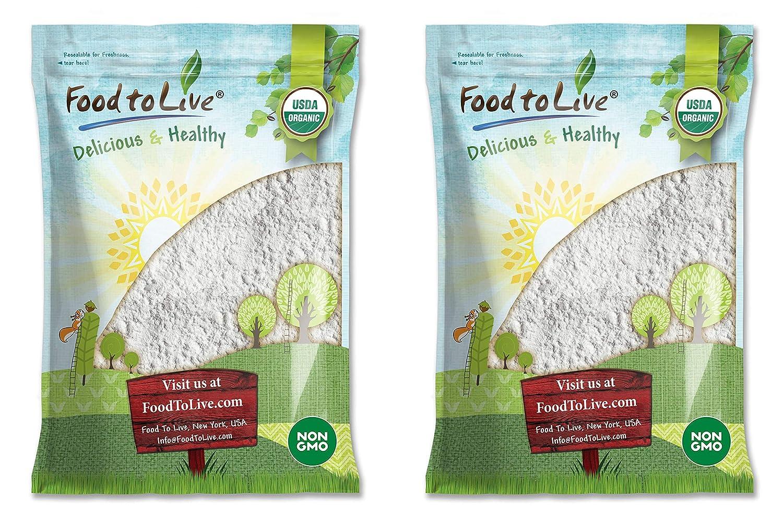 Organic Potato Starch, 16 Pounds - Unmodified Powder, Non-GMO, P