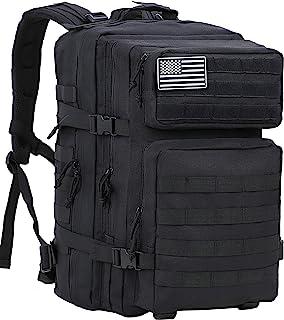 حقيبة الظهر التكتيكية من لوكن باكين ، حزمة هجوم تكتيكية، حقيبة ظهر للرجال، حقيبة ظهر عسكرية للتخييم