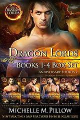 Dragon Lords Books 1 - 4 Box Set: Dragon-Shifter Romance / Anniversary Editions Kindle Edition