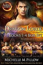 Dragon Lords Books 1 - 4 Box Set: Dragon-Shifter Romance / Anniversary Editions