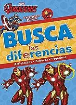 Los Vengadores. Busca las diferencias (Marvel. Los Vengadores)
