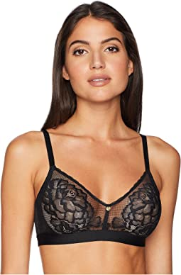 Flora Wireless Bra
