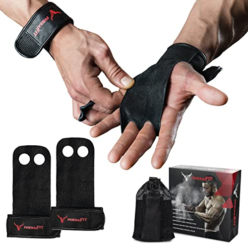 kettlebell Bear KompleX 3 hole hand grips and gymnastics grips Great for Cross Training exercise pullups and more Protect your palms from rips MED 3hole PURP training chin ups weight lifting