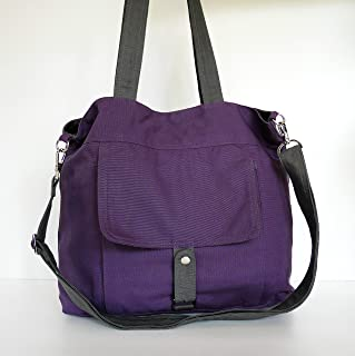 57b118dcc5 Amazon.com  Purple - Handbags   Shoulder Bags   Clothing