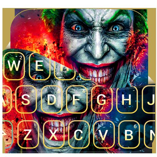 Joker and harley quinn Keyboard Theme
