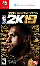 NBA 2K19 20th Anniversary Edition - Nintendo Switch