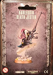 Games Workshop Warhammer 40K Harlequin Death Jester