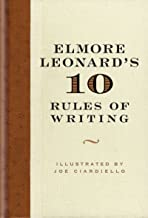 Elmore Leonard's 10 Rules of Writing (English Edition)