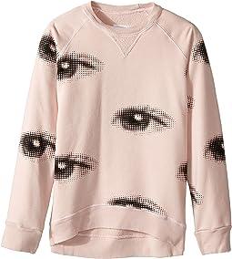 Nununu - Eye Sweatshirt (Little Kids/Big Kids)
