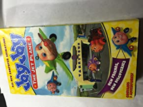 Jayjay~ The Jet Plane~New Friend, New discoveries~Perfect Companion for Preschooler~Made in the USA~