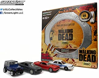 Greenlight Collectibles Hollywood Film Reels Series 4 - The Walking Dead Vehicle (1:64 Scale)