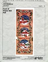 Frost of Winter Bell Pull (Cross Stitch) (Design No. 168)