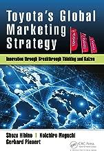 global marketing strategy of toyota