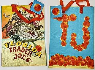 Trader Joes Reusable Grocery Shopping Tote Bag (Florida)