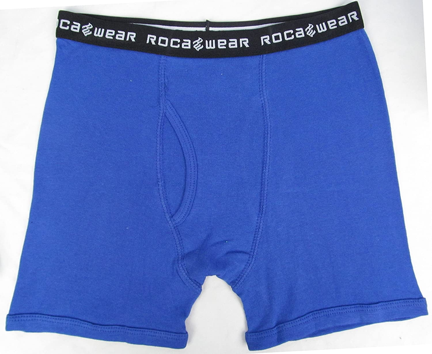 Rocawear Boy's 2-Pc or 4Pc/Pack Cotton Boxer Brief, (XS-L)