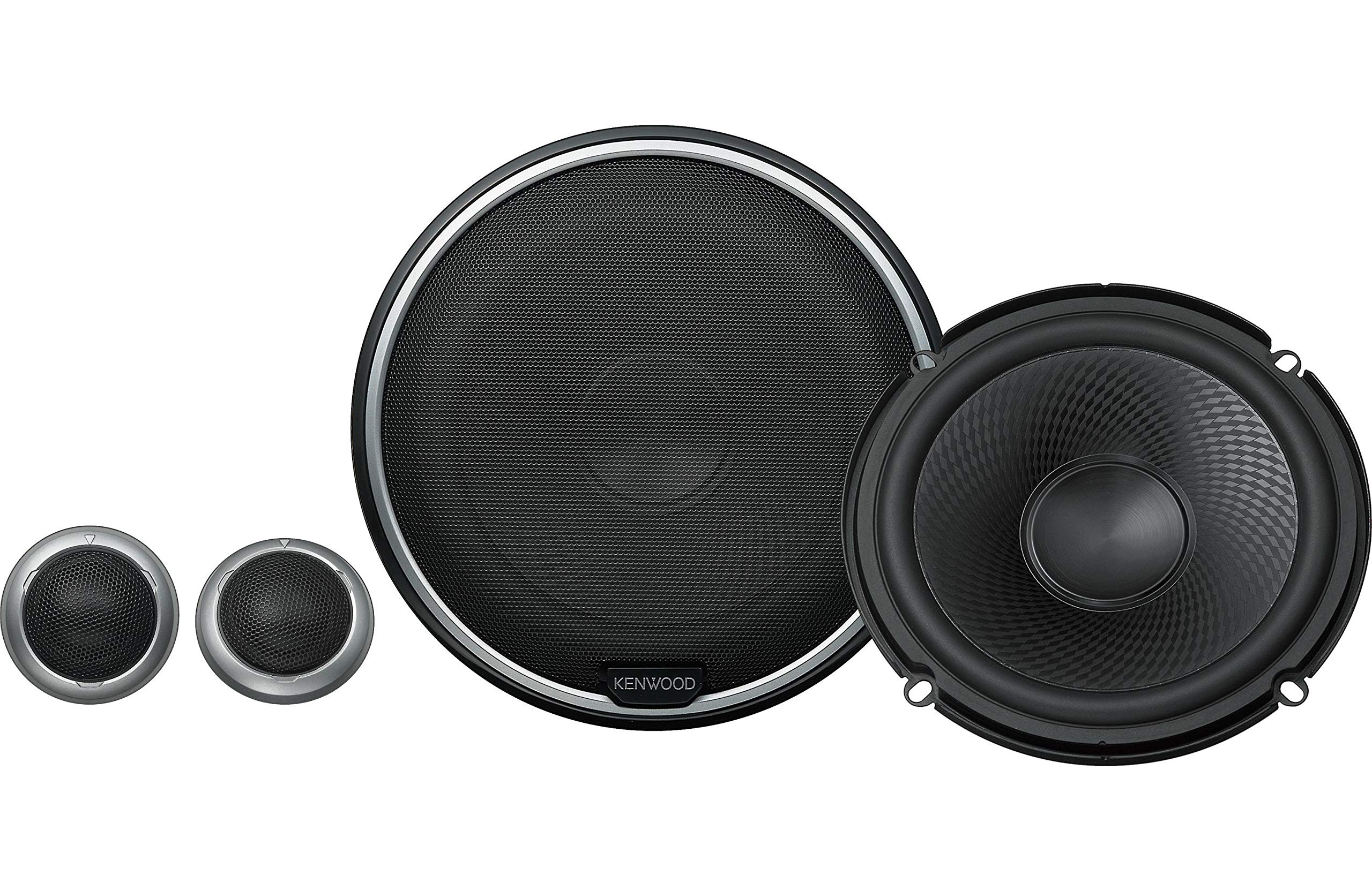 Kenwood Kfc P709Ps 6 5 Inch Performance Component