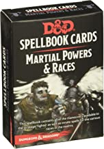 73921 D&D: Spellbook Cards: Martial Deck