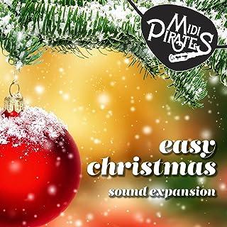 Easy Christmas Pack (Yamaha Genos, Tyros 5, S970, S770)
