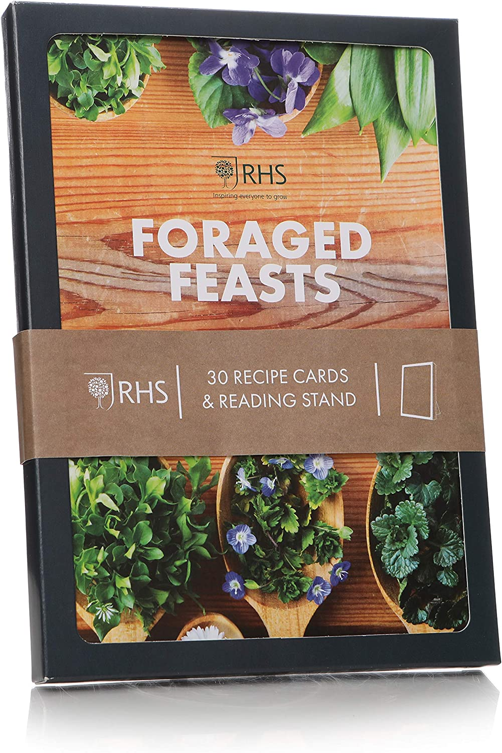 Ice House Books Recipe Cards Box, us:one Size