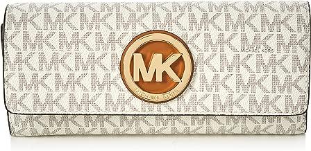 MICHAEL Michael Kors Fulton Logo Carryall Wallet