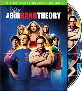 Big Bang Theory, The:S7 (DVD)