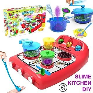 Best slime factory food slime Reviews