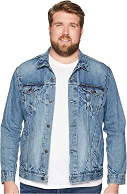 Big & Tall Trucker Jacket