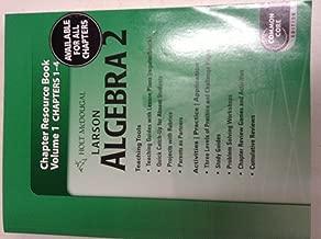 Best algebra 2 chapter resource book Reviews