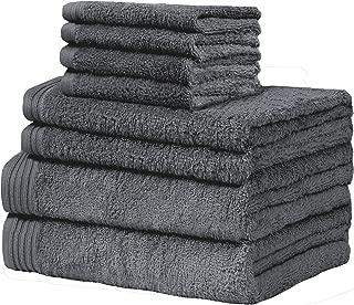 Premium 8 Pieces Towel Set including 2 Bath Towels 30
