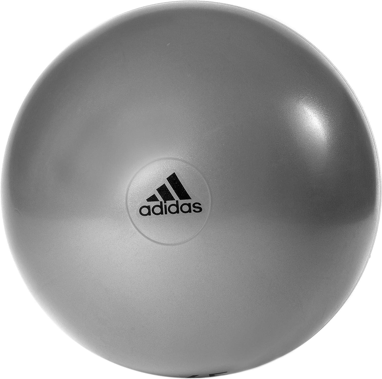 medianoche romántico sobras  adidas Gymball - 75 cm/Grey: Amazon.co.uk: Sports & Outdoors