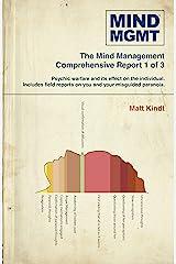 Mind MGMT Omnibus Part 1 Kindle Edition