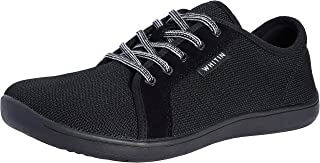Men's Barefoot Sneakers | Wide fit | Arch Support | Zero...