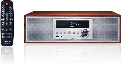 Toshiba TY-CWU700 Vintage Style Retro Look Micro Component Wireless Bluetooth Audio..