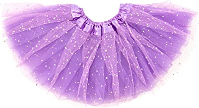 Dancina Sparkle Tutus for Girls (6 Months to 13 Years)
