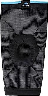 DonJoy Advantage DA161KS02-BLK-L Deluxe Elastic Knee for Sprains, Strains, Swelling, Soreness, Arthritis, Knee Cap Support...